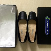 $250 100%全新 Dr.Kong 女裝制服鞋 Uniform Shoe W3020-Block 36碼
