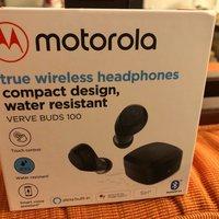 全新摩托羅拉Motorola verve buds 100 藍牙耳機