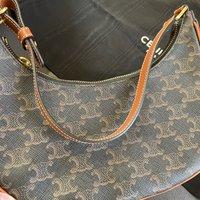 Celine shoulder bag trade within HK