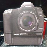 Canon 5D2 筆記簿