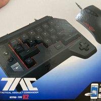 Ps4 keyboard Hori Tac k2 9成新