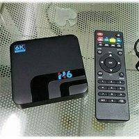 超高清6K HD極緻畫像電視機頂盒, 即插即睇本港及中國與台灣 電視 電影 流行劇集, 400條免費國際頻道 6K Ultra TVbox 16GB 5G wifi