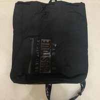 agnes b sport black bag
