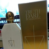 📣全新MADONNA TRUTH DARE PARFUM香水50ML