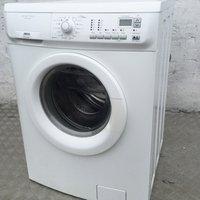 洗衣機 (大容量)金章牌 ZWF12580W 1200轉 7KG 95%新