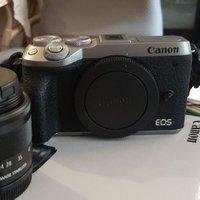 Canon M6 Mark II