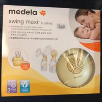 Medela Swing maxi & calma 電動雙奶泵