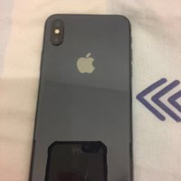 iPhone X 64gb blac