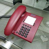 時運紅…全新原装西門子電話機,15組記憶,4組直撥。大聲耐用,一年保用.Siemens Desktop Telephone.
