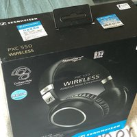 Sennheiser PXC 550 wireless 連套及線