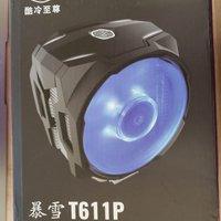 Cooler Master T611P CPU 散熱器 / Cooler