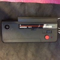Minox 110菲林相機