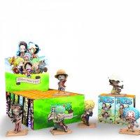 Mighty Jaxx - One Piece - Set of 9 (Including 3 Rare)