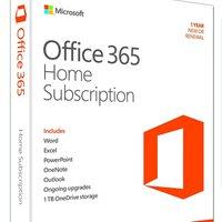 Microsoft Office 365 家用版 - 5 個使用者 (適用於PC 、Mac、Tablet、Phone)