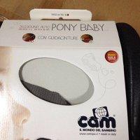 cam Pony Baby 兒童汽車安全座椅