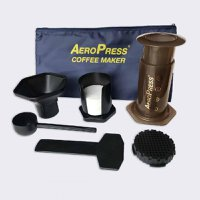 AeroPress Coffee and Espresso Maker AEROBIE  美國進口 手動壓咖啡 & AEROPRESS GO