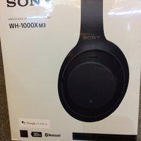 Sony WH-1000XM3 藍牙無線耳筒