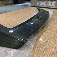 全新 Golf Mk7 Mk7.5 碳纖維尾翼