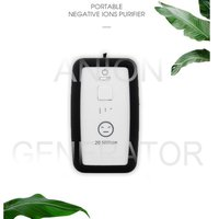 Anion 負離子空氣淨化器 清新機 portable air purifier