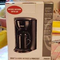 Price 全新Princess 咖啡機One Cup Coffee Maker (new全新)
