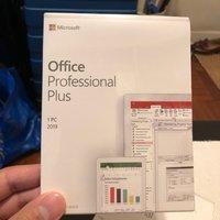 全新包裝 Microsoft Office 專業版plus 2019(暫時只有2盒)