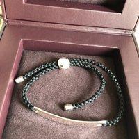 Monica Vinder silver bracelet