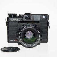 Plaubel Makina 670 120 / 220 Film 蛇腹菲林相機