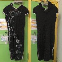 連身短裙(旗袍款)