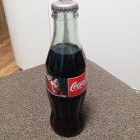 1996 Coke Cola Hong Kong Christmas special 8 oz.
