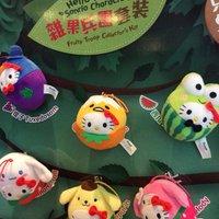 全新2016麥當勞McDonald's ×Hello Kitty AND SANRIO CHARACTERS雜果乒團BOXSET套裝(不連$40現金卷)