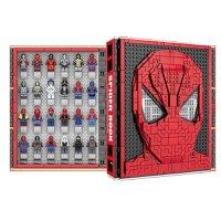 Spider Book 蜘蛛俠收藏書