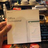 原裝Microsoft Office 專業版 2019 未開一盒