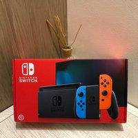 全新 Nintendo Switch紅藍大電版 行貨