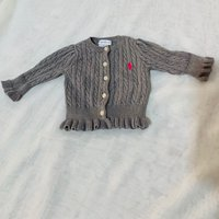 (全新)Ralph Lauren BB 女針織外套