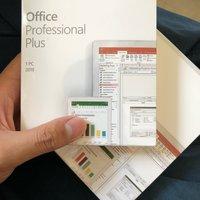 全新 Microsoft Office 2019 pro plus 買斷版