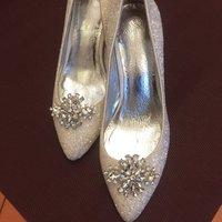 婚鞋 Wedding high heels /shoes