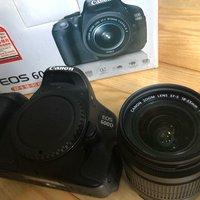 有盒齊教學canon 600D + kit鏡18-55