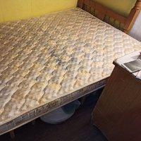 4呎半 海馬牌 鑽石 床褥