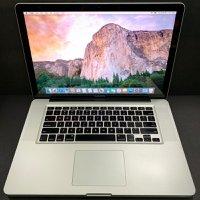 "MacBook Pro 2010 15"". Core i5-2.4GHz. 8GRam. 256SSD. macOS. 85%New"