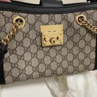 Gucci padlock almost brand new