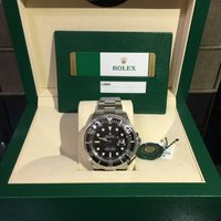 Rolex 全新香港 888 行貨,Sea-Dweller 126600