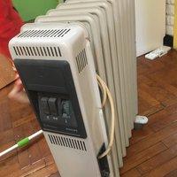 暖爐、抽濕機