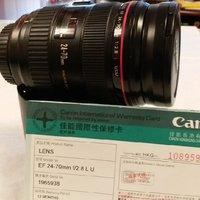 CANON EF 24-7Omm f2.8 L U